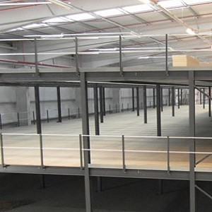 Two-tier Mezzanine Floor, Kent