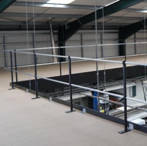Industrial Mezzanine, Surrey