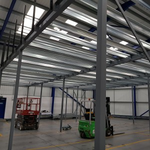 Mezzanine Floor, Interfoam