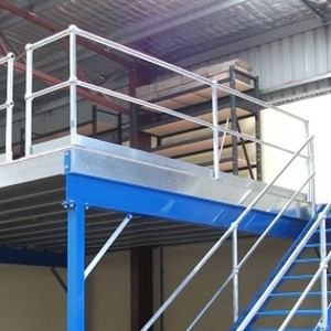 Mezzanine Floor, South West London