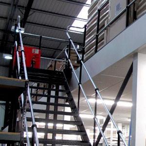 Mezzanine & office fit-out, Surrey