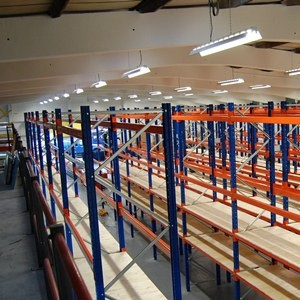 Office Fit-out & Pallet Racking, Surrey