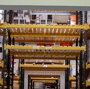 Pallet Racking Relocation, Surrey